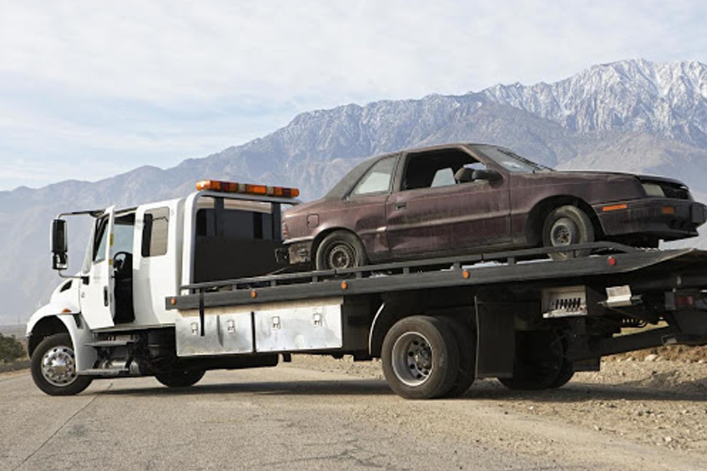 New York towing